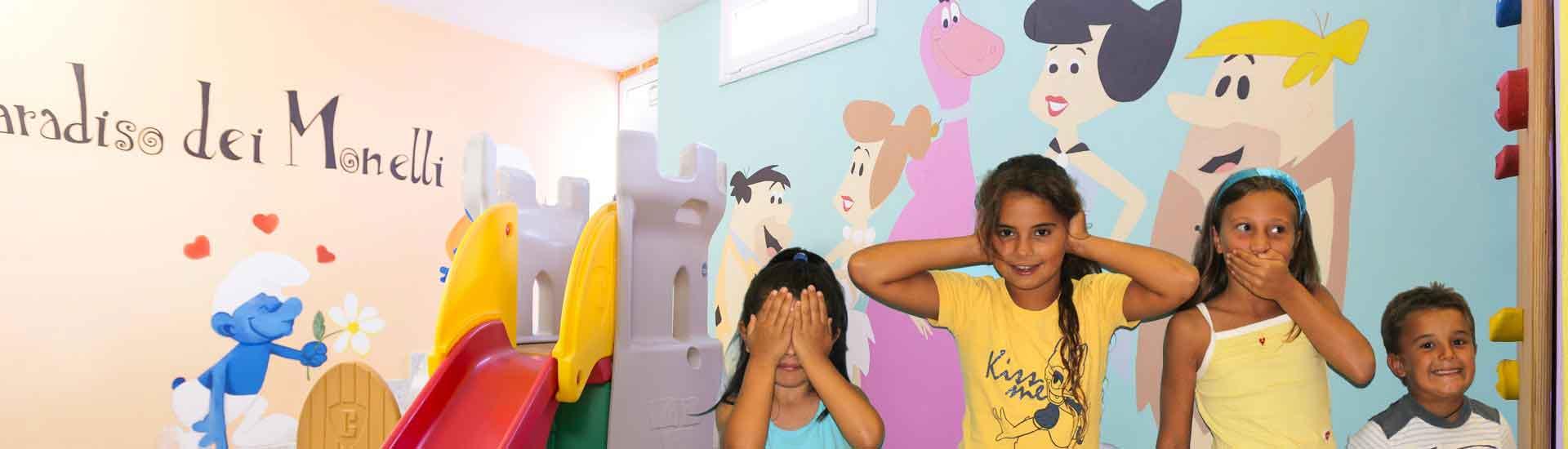 Enfants - Hotel Eco del Mare