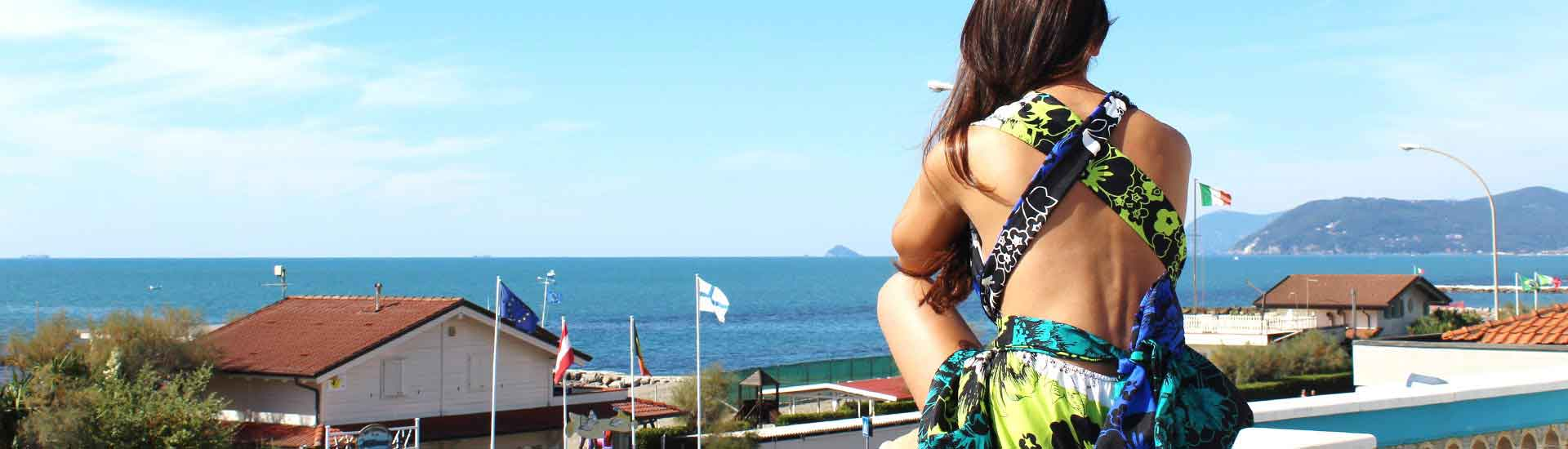 Vacances été - Hotel Eco del Mare