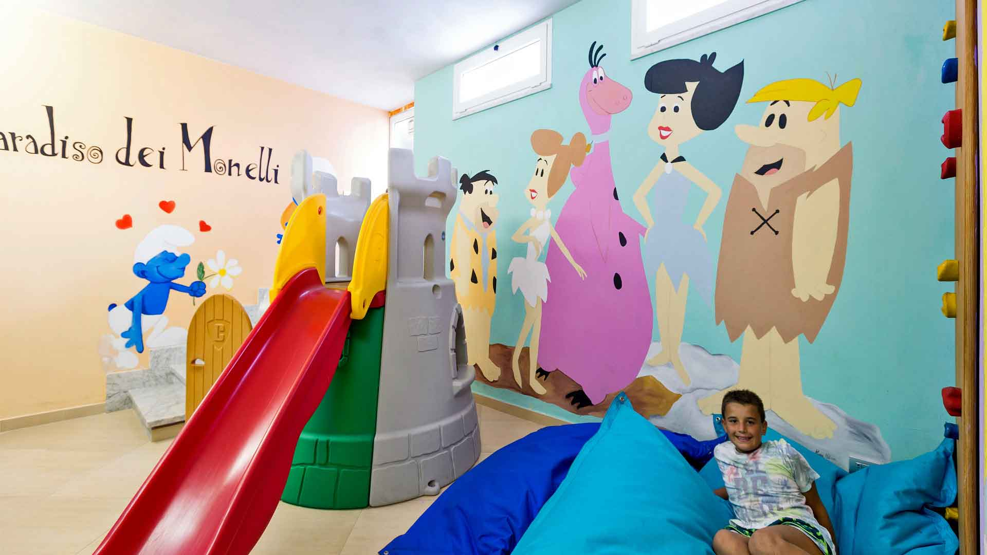 Hotel per famiglie con bambini